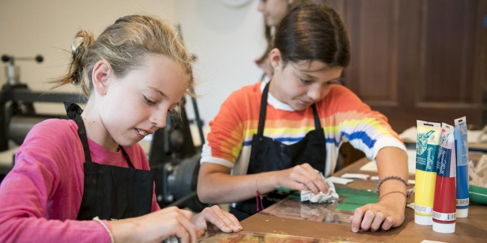 Teen Printmaking Workshop