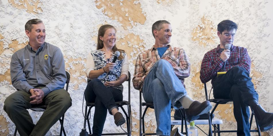 Panel Discussions at Sun Valley Museum of Art - Bees