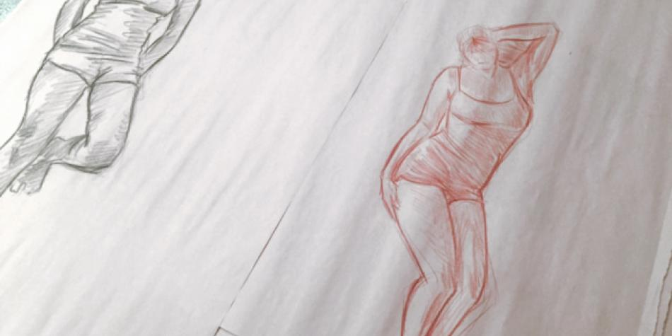 Open Studios Figure Drawing at Sun Valley Museum of Art