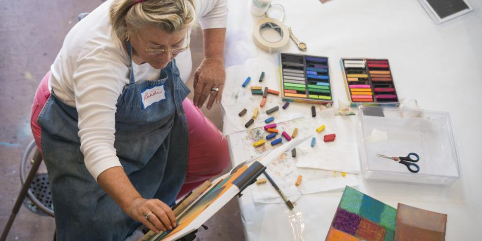 Educator Scholarships to Sun Valley Museum of Art Classes and Workshops