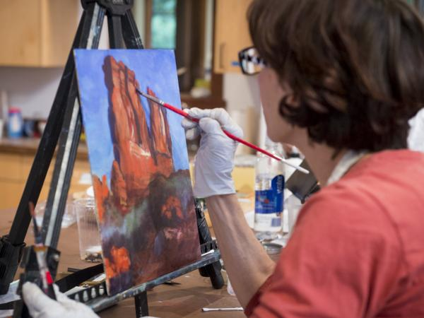 Sun Valley Museum of Art Adult Classes and Workshops