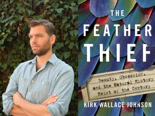 "Kirs Wallace Johnson ""The Feather Thief"""
