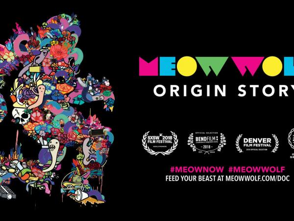 Meow Wolf presented by SVMoA