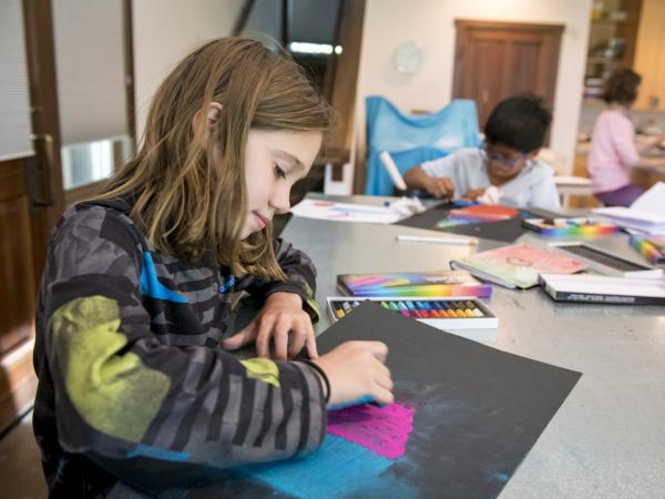 2020 Kids Summer Camp Presented by Sun Valley Museum of Art