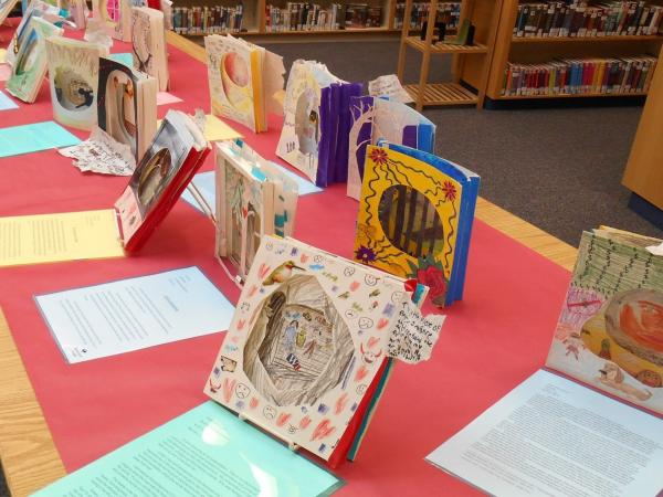 A Peek Into Fiction with Tunnel Books Arts Integration Lesson - Sun Valley Museum of Art