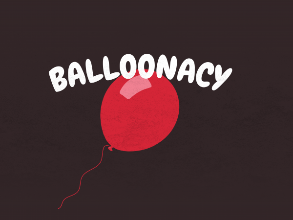 Balloonacy presented by Company of Fools
