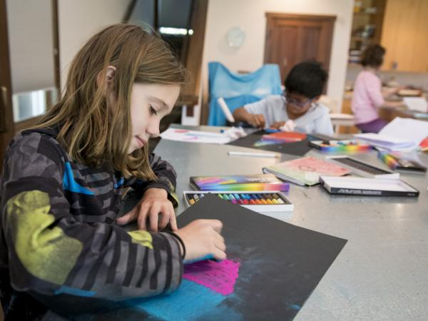YOUTH PROGRAM: Smart Art Fall 2020 Session