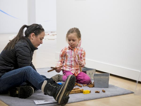 Afternoon Art Family Program presented by Sun Valley Museum of Art