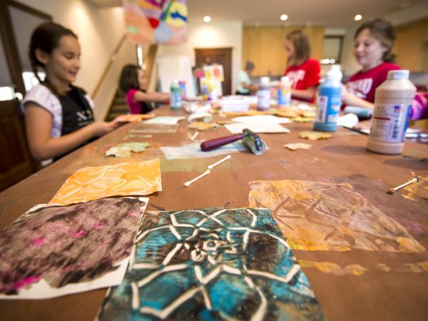 Smart Art Winter 2020 Youth Program presented by Sun Valley Museum of Art