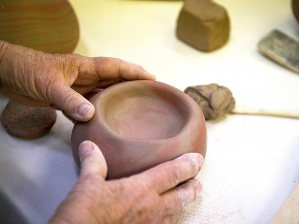 CRAFT SERIES WORKSHOP: Build a Ceramic Transformation Vessel with Bob Dix