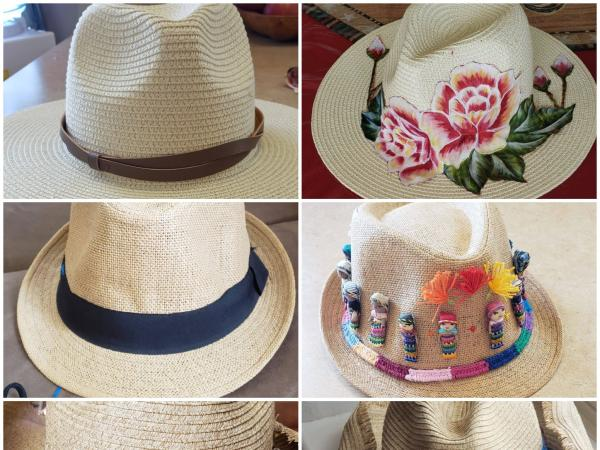 ADULT CLASS: Mother's Day Celebration and Hat Decorating with Denise Nava