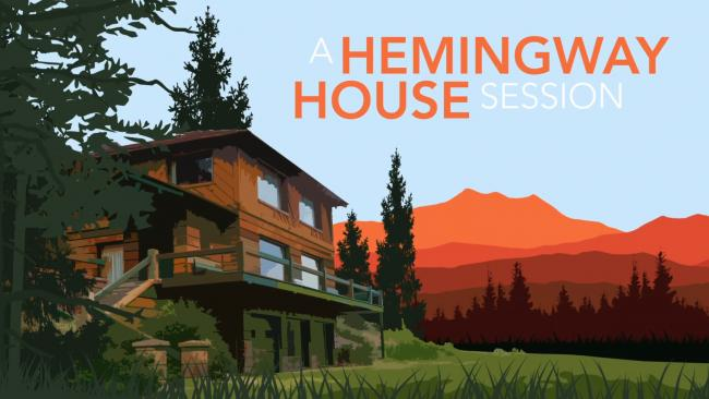 Hemingway House Sessions - A collaboration between Sun Valley Museum of Art and The Community Library