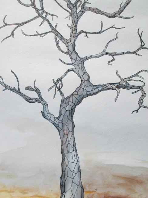 Jason Middlebrook's Homage to the Limber Pine