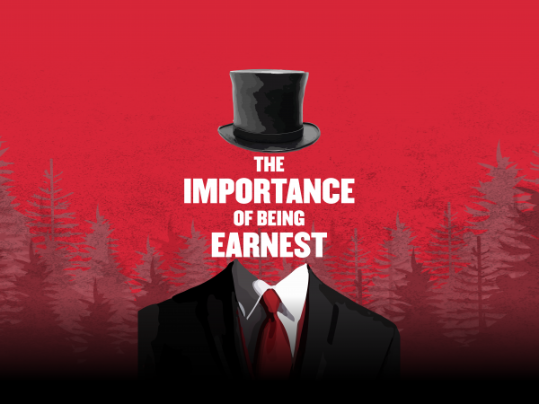 The Importance of Being Earnest presented by Company of Fools