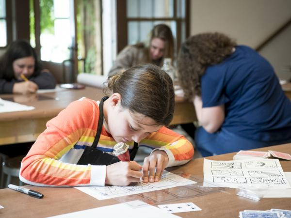 Smart Art Winter 2021 Youth Program presented by Sun Valley Museum of Art