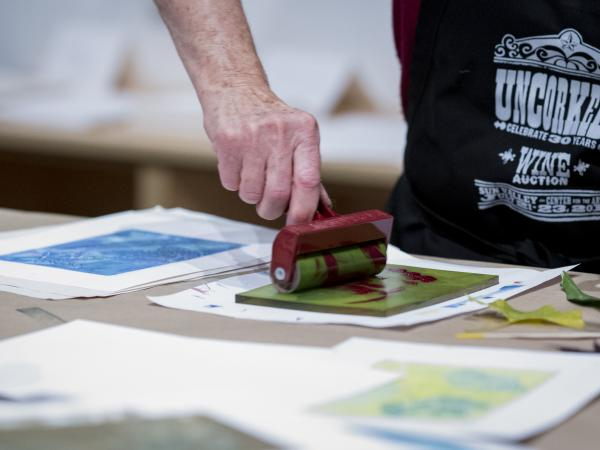 Chad seelig; Craft Series Print Making_027
